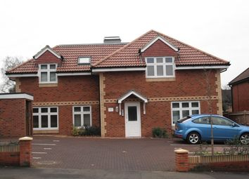 Thumbnail 2 bed flat to rent in 8 Lordswood Road, Southampton, Hampshire