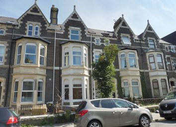 Thumbnail 2 bedroom flat for sale in Claude Road, Roath, Cardiff