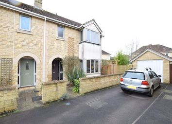 Thumbnail 3 bed semi-detached house for sale in Wellsway Close, Bath, Somerset