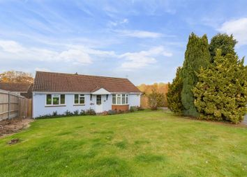Thumbnail 3 bed bungalow for sale in Bridge Close, Horam, East Sussex