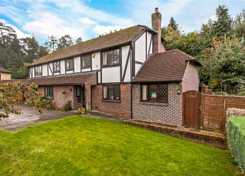 Thumbnail 5 bed detached house for sale in Linden Road, Headley Down, Hampshire