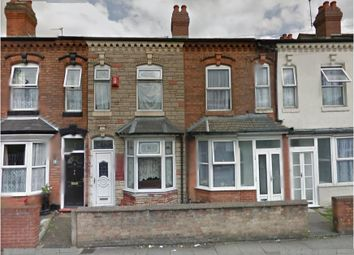 Thumbnail 3 bedroom terraced house to rent in Mansel Road, Birmingham