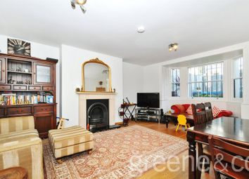 Thumbnail 2 bed flat to rent in Priory Road, West Hampstead, London