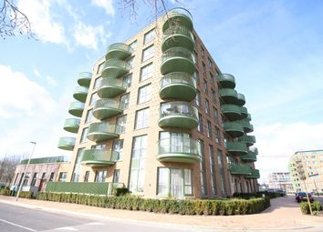 Thumbnail 1 bed flat for sale in Grayston House Ottley Drive, London