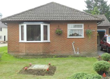 Thumbnail 2 bed bungalow to rent in Elliott Road, March