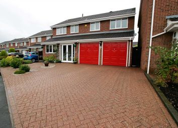 Thumbnail 5 bed detached house for sale in Constance Avenue, Trentham, Stoke On Trent