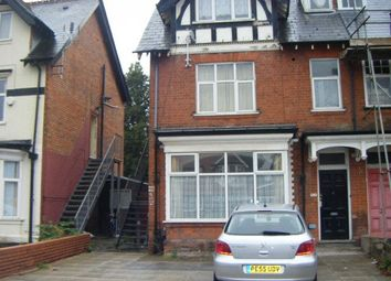 Thumbnail 1 bed flat to rent in Flat 2A, Woodstock Road, Moseley