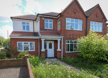 Thumbnail 6 bed semi-detached house for sale in Regal Way, Kenton