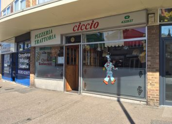 Thumbnail Restaurant/cafe to let in Italian Restaurant, Bournemouth