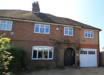 Thumbnail 4 bed semi-detached house for sale in Back Road, Sandhurst, Kent