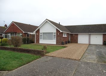 Thumbnail 2 bed bungalow to rent in Sea Way, Pagham, Bognor Regis