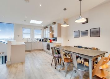 Stormont Road, London SW11. 3 bed flat for sale