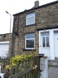 Thumbnail 1 bed terraced house to rent in Green Terrace Square, Halifax