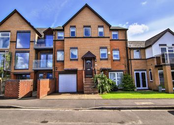 Thumbnail 4 bedroom town house for sale in Plas Taliesin, Penarth Marina, Penarth