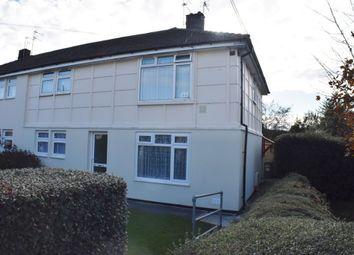Thumbnail 2 bed flat for sale in Watleys End Road, Winterbourne, Bristol