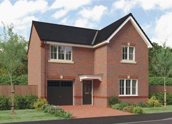 "Thumbnail 3 bed detached house for sale in ""The Tweed"" at Parkside, Hebburn"