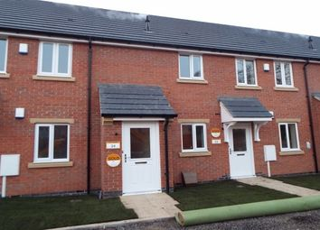 Thumbnail 2 bed flat to rent in Wickett Close, Loughborough