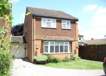 Thumbnail 4 bed link-detached house for sale in Walton Park Lane, Walton-On-Thames