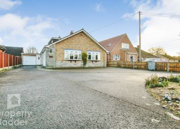 Thumbnail 3 bed property for sale in Ivy Road, Spixworth, Norwich
