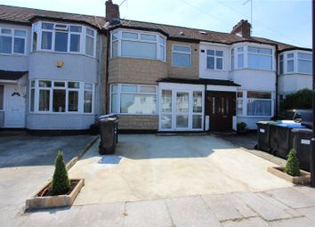 Thumbnail 3 bedroom terraced house to rent in Pembroke Road, Palmers Green, London
