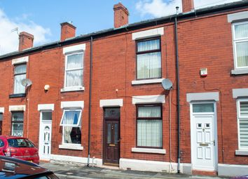 Thumbnail 2 bed terraced house for sale in Thornley Street, Hyde