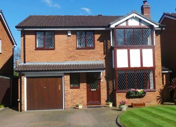 Thumbnail Detached house for sale in Cattock Hurst Drive, Sutton Coldfield