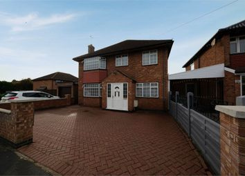 Thumbnail 6 bed detached house for sale in The Glade, Braunstone, Leicester