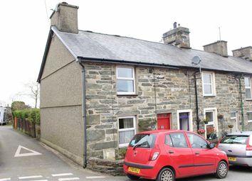 Thumbnail 2 bed end terrace house to rent in Tyn Y Maes, Llan Ffestiniog, Gwynedd