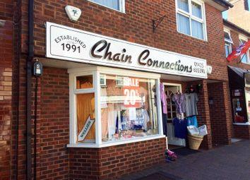 Thumbnail Retail premises to let in Salisbury Street, Fordingbridge
