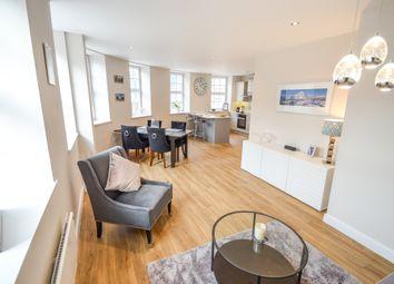 Thumbnail 2 bedroom flat to rent in St. James's Terrace, Nottingham