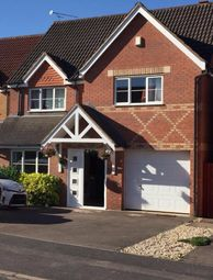 Thumbnail 4 bed detached house to rent in Vyner Close, Leicester, Leicestershire