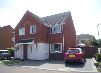Thumbnail 3 bed semi-detached house to rent in Pickering Road, Broughton Astley