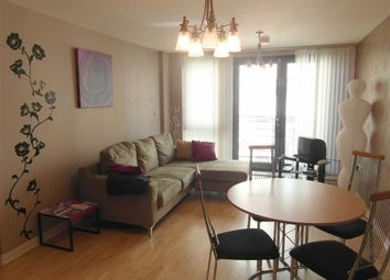 Thumbnail 2 bed flat to rent in City South, Southern Gateway, Manchester