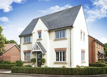 "Thumbnail 3 bed semi-detached house for sale in ""Morpeth"" at Priorswood, Taunton"