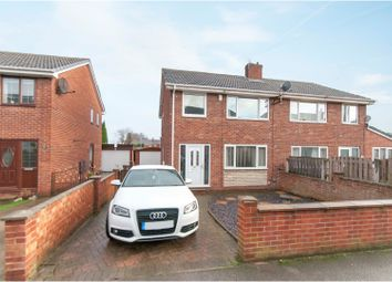 Thumbnail 3 bed semi-detached house for sale in Ash Road, Barnsley