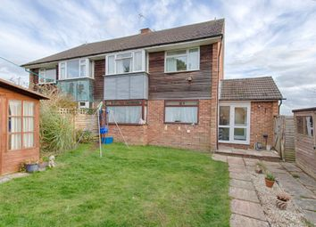 Thumbnail 2 bed maisonette for sale in Mandeville Close, Hertford