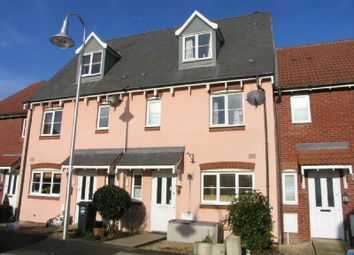 Thumbnail 4 bedroom terraced house to rent in Meadow Place, St. Georges, Weston-Super-Mare