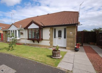 Thumbnail 2 bed semi-detached bungalow for sale in Ashley Close, Killingworth, Newcastle Upon Tyne