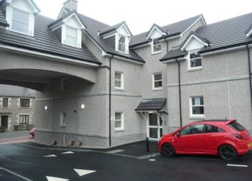 Thumbnail 2 bedroom flat to rent in 4 Ross Court, Port Elphinstone, Inverurie