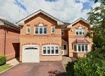Thumbnail 4 bed detached house for sale in Mallow Way, Bingham, Nottingham