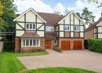 Thumbnail 6 bed detached house to rent in Monks Drive, Ascot