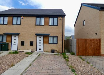 Thumbnail 2 bedroom semi-detached house for sale in Fairway, Woodlands Drive, Bradford