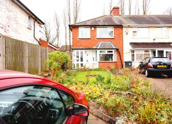 Thumbnail 3 bed semi-detached house to rent in Hollycroft Road, Handsworth, Birmingham