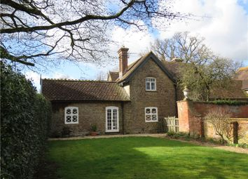 Thumbnail 4 bed detached house to rent in Buckshaw House, Holwell, Sherborne, Dorset
