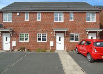 Thumbnail 2 bed terraced house for sale in Hadrian Drive, Blaydon-On-Tyne