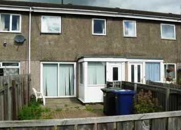 Thumbnail 3 bedroom terraced house for sale in Darden Lough, West Denton, Newcastle Upon Tyne