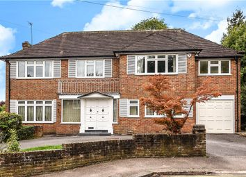Thumbnail 4 bed detached house for sale in Sackville Close, Harrow, Middlesex