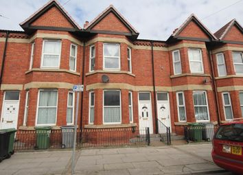Thumbnail 3 bedroom terraced house to rent in Claughton Road, Birkenhead, Wirral