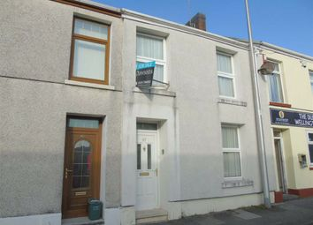 Thumbnail 3 bed terraced house for sale in Dillwyn Street, Llanelli, Carmarthenshire