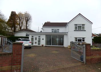 Thumbnail 3 bed detached house for sale in Heolgerrig Road, Merthyr Tydfil